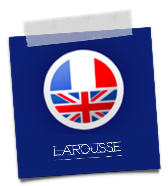 Dictionnaire bilingue Larousse