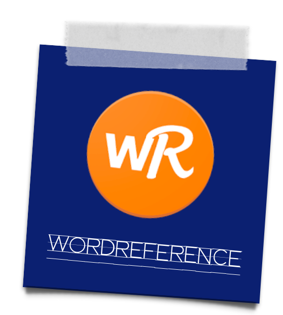 Dictionnaire bilingue Wordreference