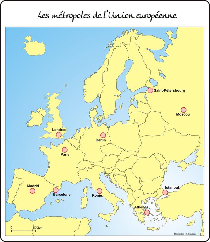 UE métropoles