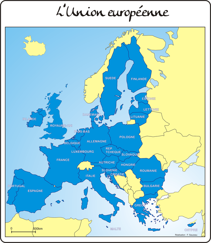 UE pays