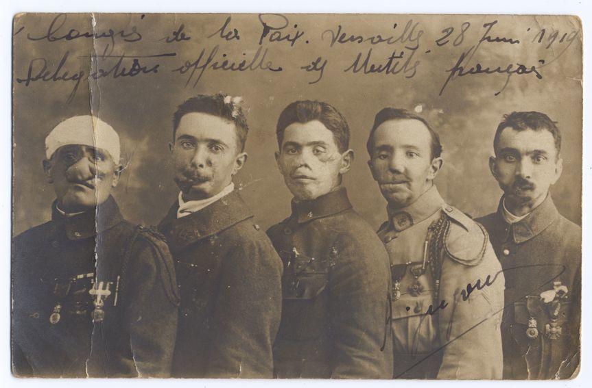 PARCOURS 1 : Réaliser une carte mentale sur les conséquences de la Première Guerre mondiale (guidé)