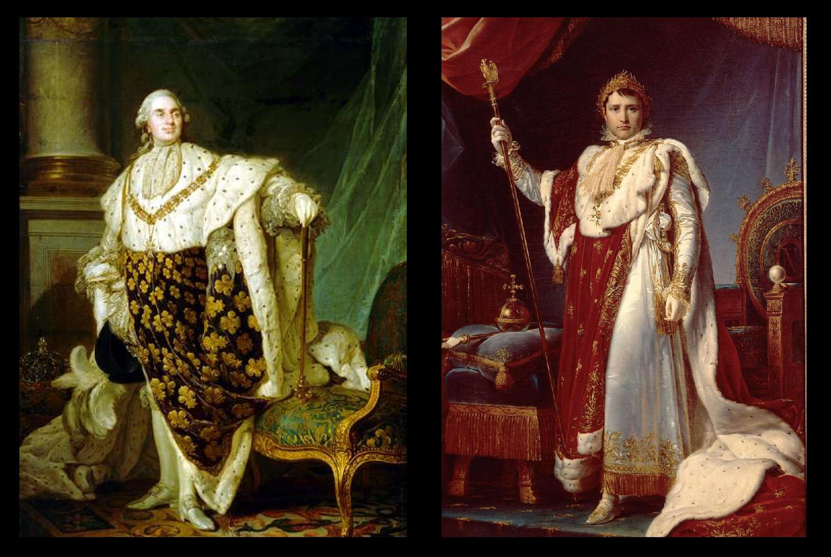 Louis xvi and napoleon dbq