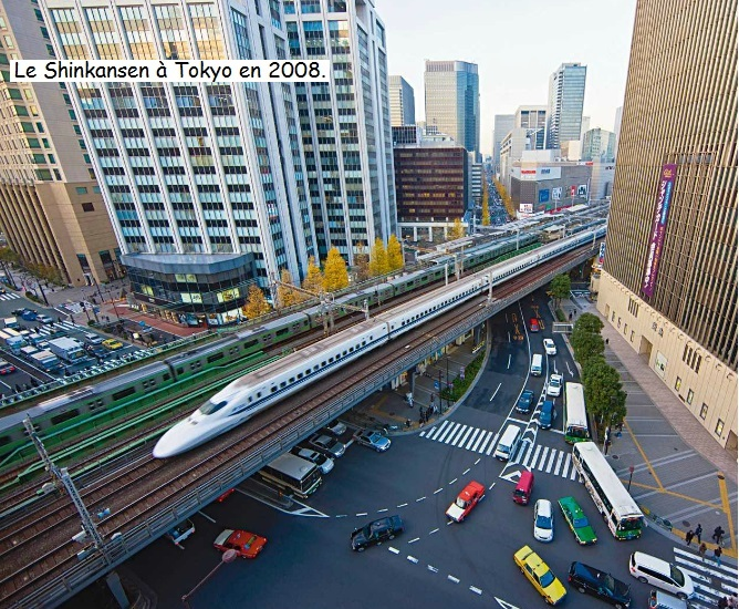 Parcours 4: Une place centrale dans la mégalopole japonaise et la Triade