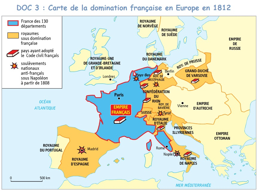Carte Europe Napoleon.Parcours 2 Creer Une Carte Mentale Collaborative Guide