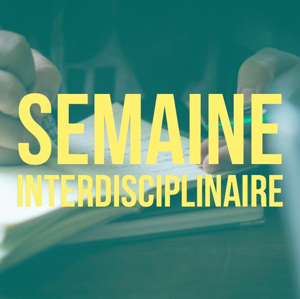 Semaine InterDisciplinaire