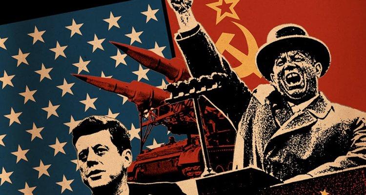 Réaliser un schéma de synthèse: La guerre froide et la crise de Berlin