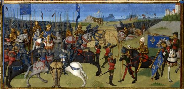 Parcours 3: RACONTER la bataille de Bouvines (guidé)