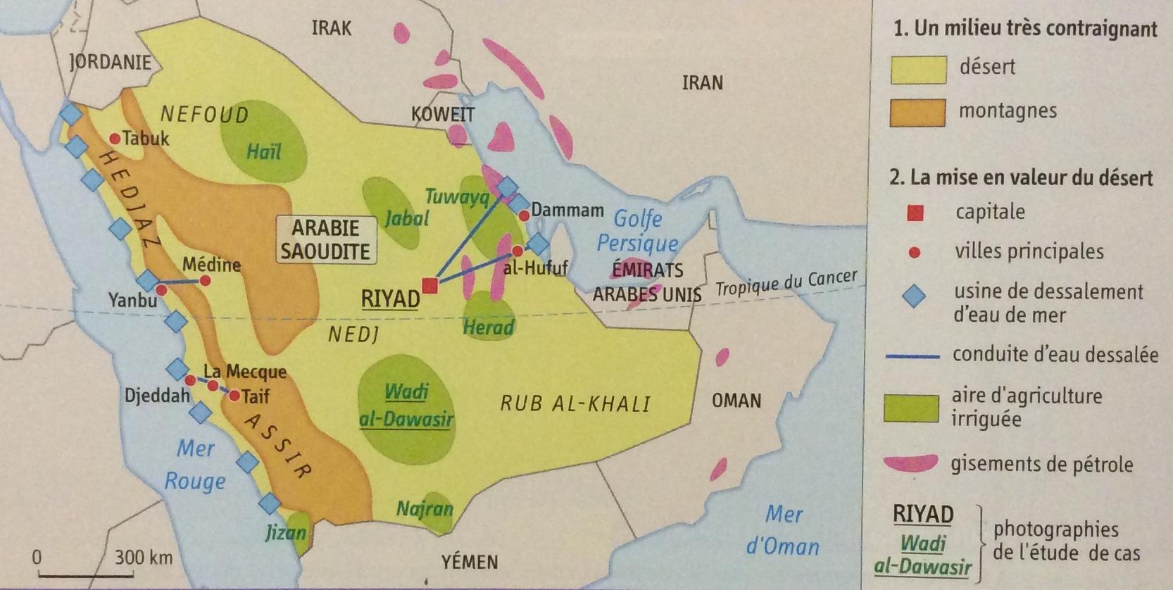 Parcours 1: Habiter le désert d'Arabie
