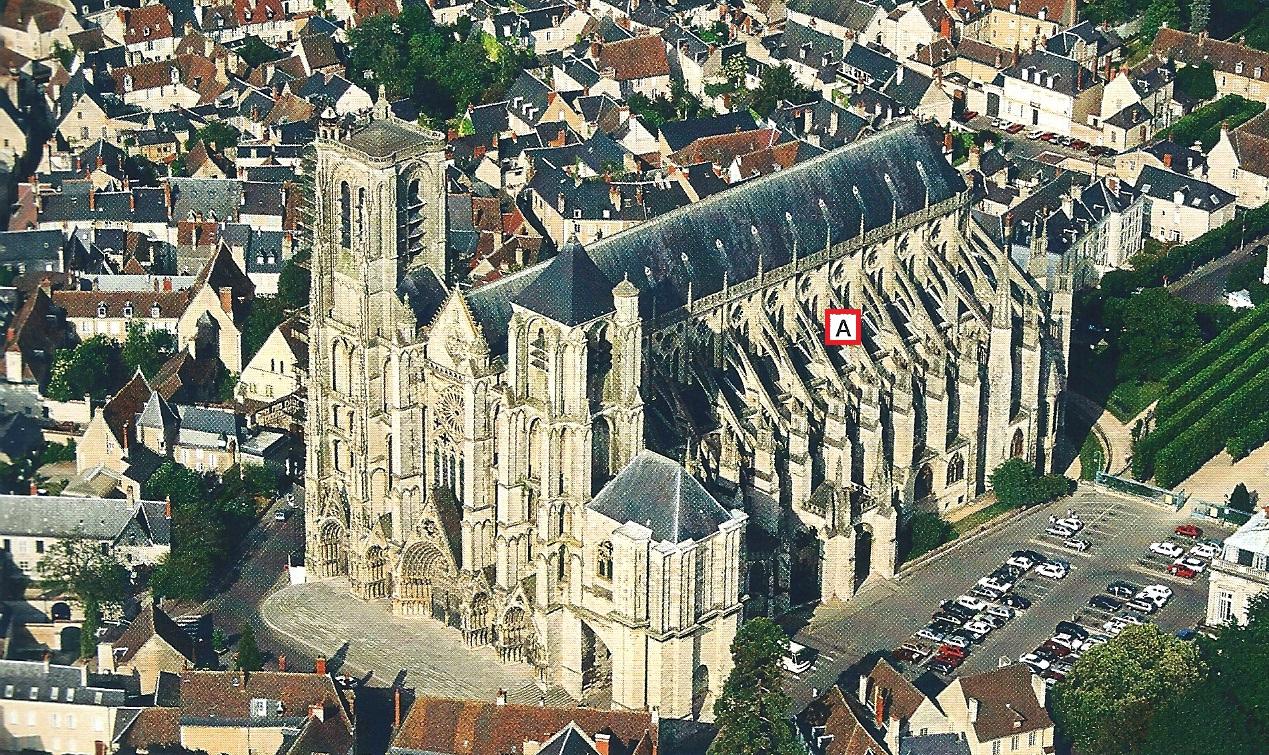 Parcours 6 – DÉCRIRE les édifices religieux du Moyen Age: du roman au gothique (autonomie)
