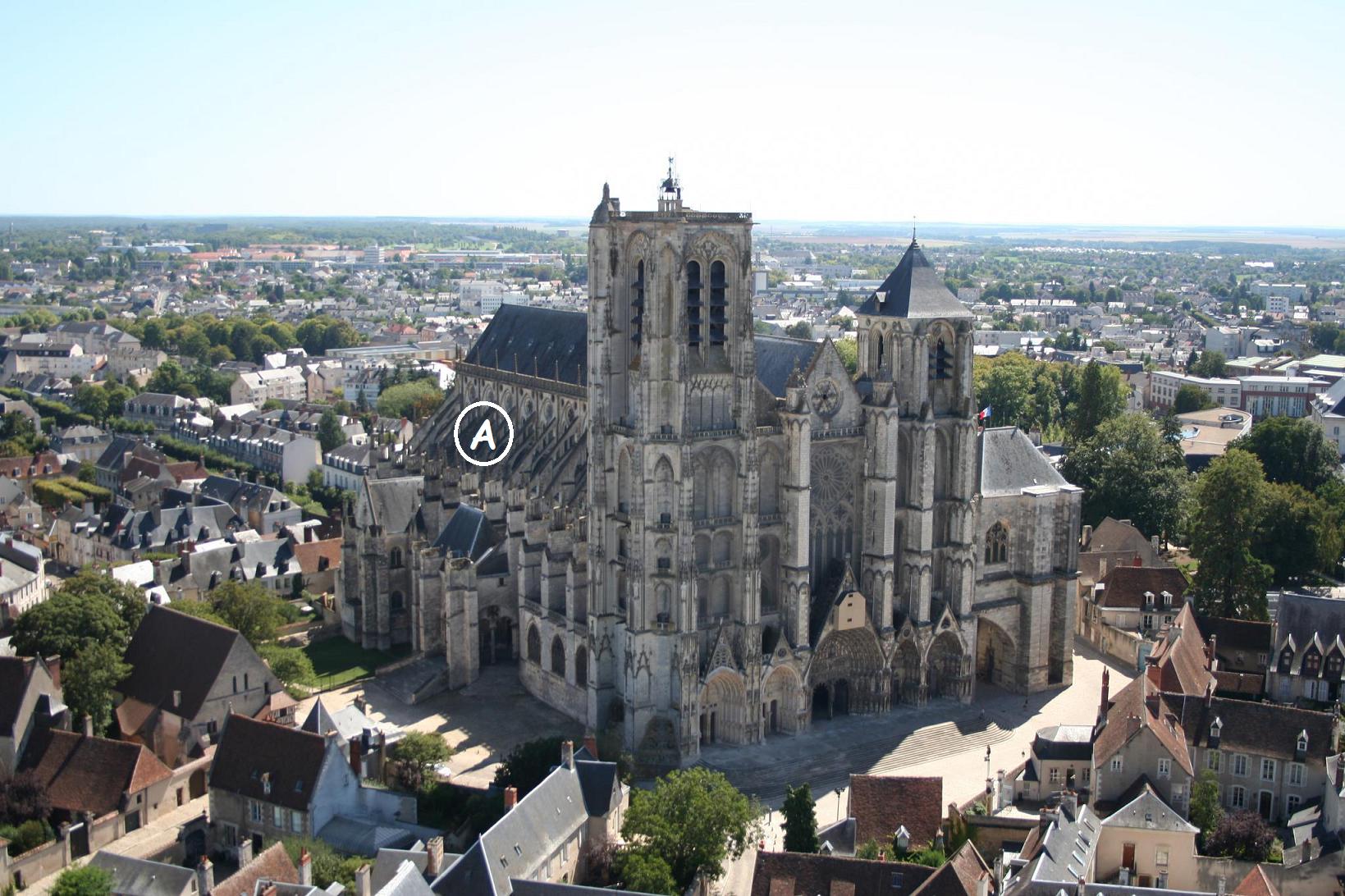 Parcours 5: DÉCRIRE les édifices religieux du Moyen Age: du roman au gothique (guidé)