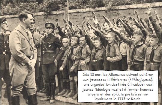 PARCOURS 2: La mise en place du pouvoir nazi: écrire un article de presse