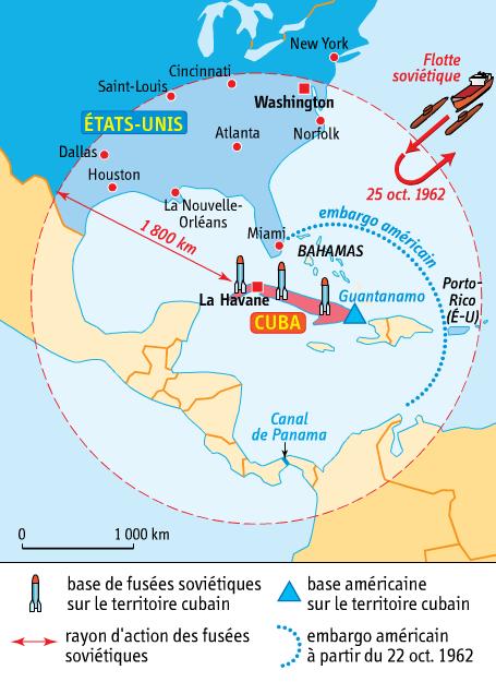 Crise de cuba – La Classe d'Histoire