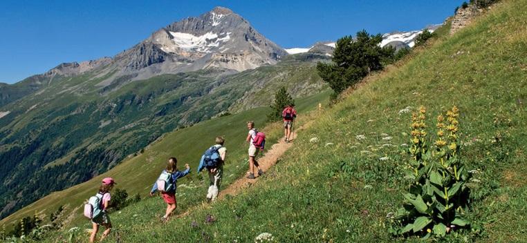 Parcours 2: le Parc National de la Vanoise: Un projet de développement durable ? (guidé)