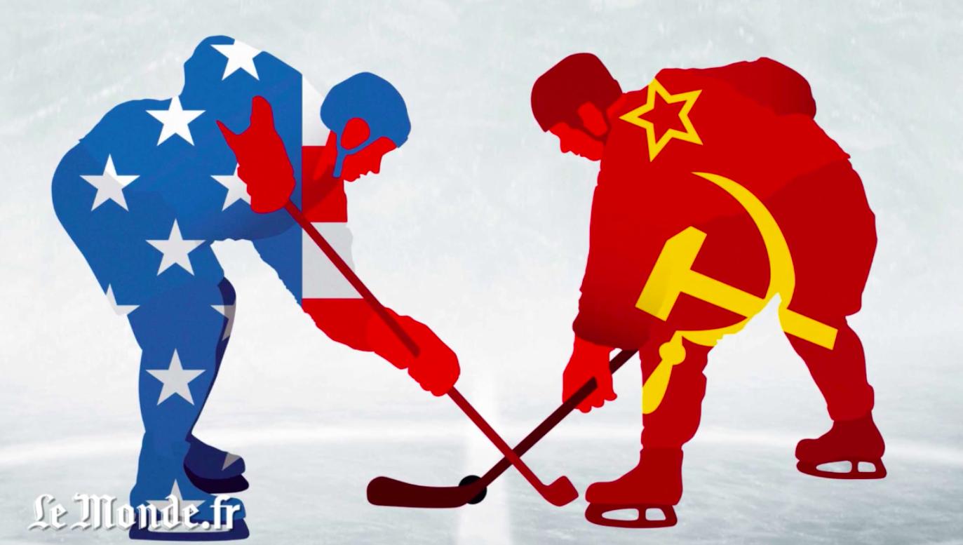 PARCOURS 2: CARACTÉRISER la guerre froide: une guerre idéologique, culturelle, d'information sous la forme d'un tableau