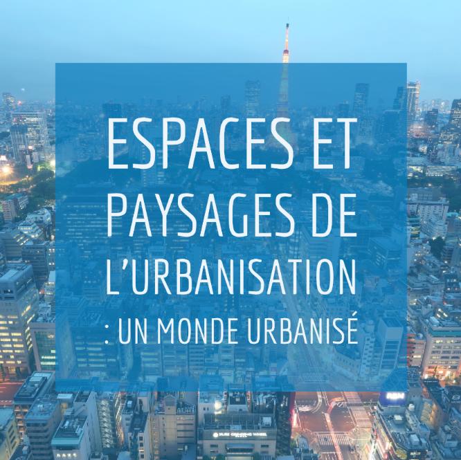 EXPLORATION :  L'urbanisation est-elle partout identique ?